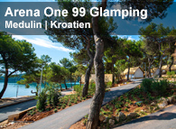 Arena One 99 Glamping