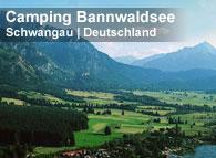 Camping Bannwaldsee