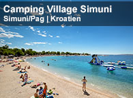 Camping Village Simuni