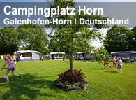 Campingplatz Horn