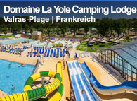 Domaine La Yole Camping Lodge