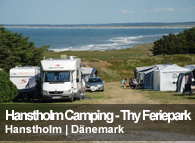 Hanstholm Camping - Thy Feriepark