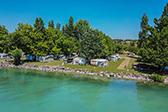 Balatontourist-Camping Strand-Holiday Bild 1