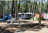 Camping Albret Plage Bild 2