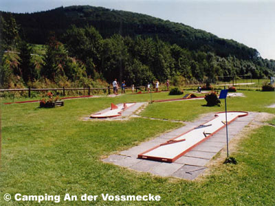 Camping Vossmecke