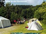 Camping An der Vossmecke Bild 3
