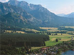 Camping Bannwaldsee Bild 1