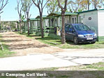Camping Coll Vert Bild 3