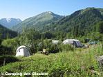 Camping des Glaciers Bild 2