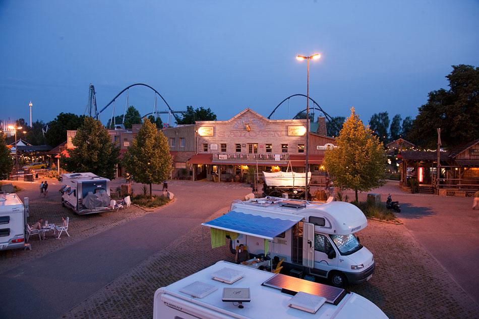Europa Park Camping Car