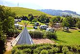 Camping Gerbe Bild 1