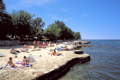 Naturist Camping Istra Bild 2