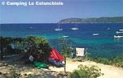 Camping Le Calanchiole Bild 1