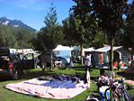 Camping Les Grangettes Bild 2