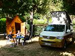 Camping Nature Parc L'Ardéchois Bild 2
