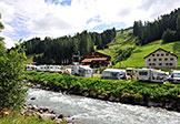 Camping RinerLodge Davos Bild 1