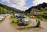 Camping RinerLodge Davos Bild 2