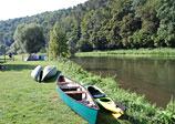 Camping Fuldaschleife Bild 1