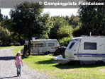 Campingplatz Fichtelsee Bild 2