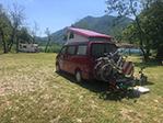 Eko selo Boracko jezero Camping Bild 1