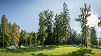 Forest Camping Mozirje Bild 1