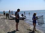 Halk Strand Camping Bild 1