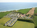 Halk Strand Camping Bild 3