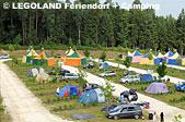 LEGOLAND Feriendorf Campingplatz Bild 1