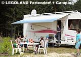 LEGOLAND Feriendorf Campingplatz Bild 3