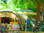 Les Méditerranées Camping Beach Garden Bild 3