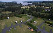 Roundwood Caravan + Camping Park Bild 1