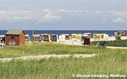 Strandcamping Wallnau Bild 2