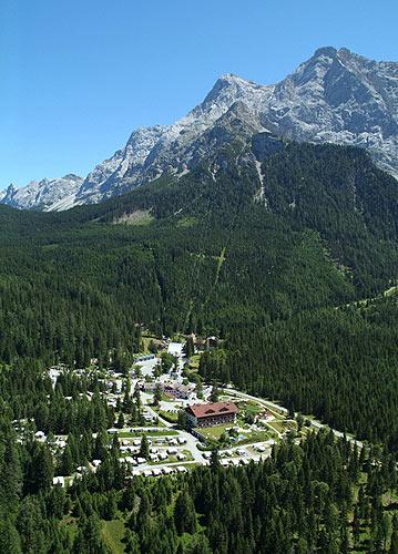 Tiroler Zugspitze Aktiv